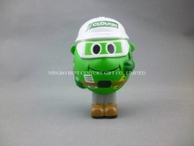 PU Stress Squeeze Toy Mascot Design