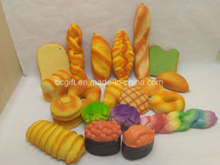 Wholesale Random Squishies Breads and Cakes PU Slow Rising Squishy Toys