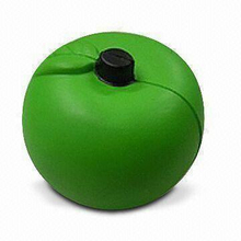 PU Squishy Stress Reliever Apple Design Gift