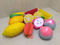 Wholesale Scented Fruits PU Soft Squishies Slow Rising Squishy Toys