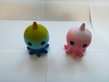 Wholesale Squishies Unicorns Octopus PU Foam Slow Rising Squishy Toys