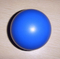 PU Foam Stress Ball Plain Balls Shape Toy