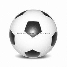 PU Anti-Stress Ball Soccer Ball Design Toy