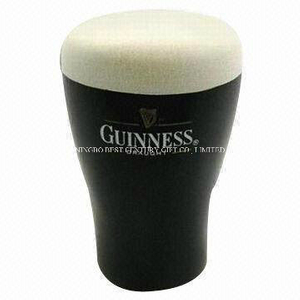 PU Beer Cup Shape Stress Reliever Promotional Toy