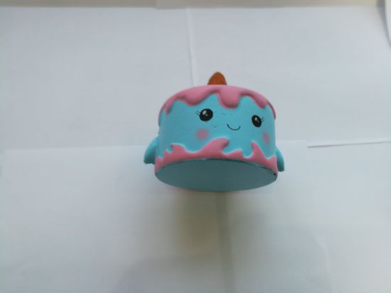 Hot Selling Squishies Unicorn Cakes PU Squishy Slow Rising Toys