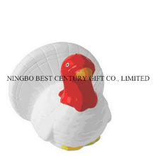 PU Foam Anti-Stress Toy Turkey Design Promotional Stress Balls