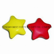 PU Foam Stress Reliever Stars Shape Toy