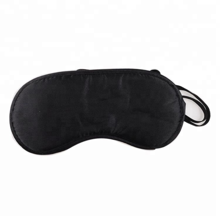 Best Cheap Night Sleep Eye Masks High Quality Polyester Customized Gift Airline Satin, Cotton, Tc, Terry, Nylon, Silk Eyemask Shade Patch with Different Colors